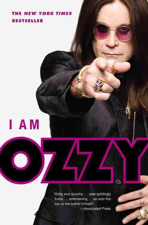 I Am Ozzy By Osbourne, Ozzy/ Ayres, Chris (CON)